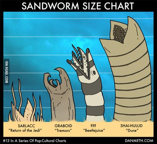 vermes duna