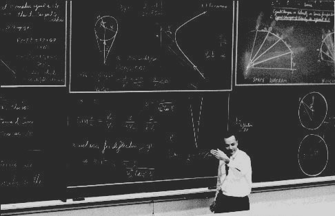 Feynman-at-blackboard