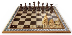 rice-on-chessboard